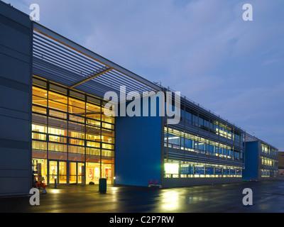 Folkestone Academy - Stockfoto