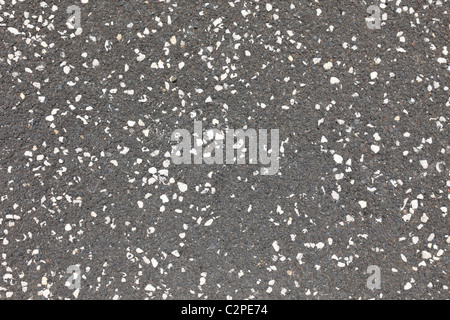 Abstract grey with white dottes asphalt as background or backdrop. - Stock Photo