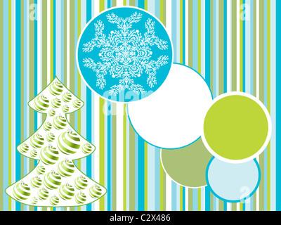 christmas tree backgrounds. holiday - Stockfoto