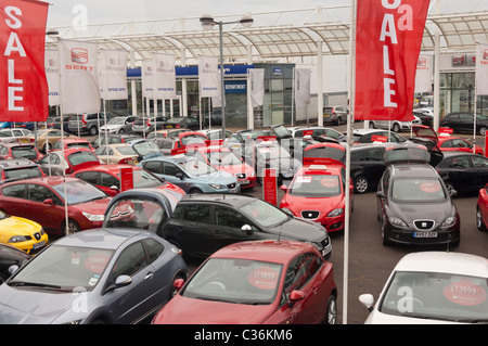 Second Hand Car Dealers Aberdeen