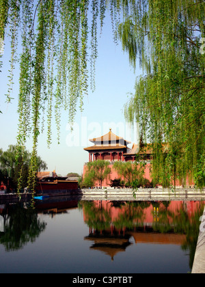 Forbidden City, Beijing - Stockfoto