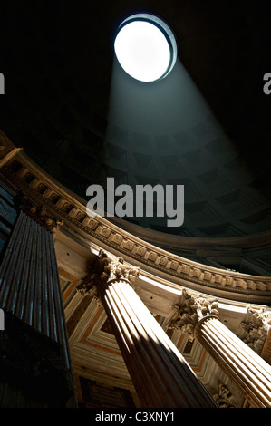 Pantheon- Rome, Italy - Stock Photo