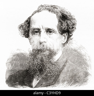 a biography of charles dickens the nineteenth century english writer The great british novelist charles dickens was born 200 years ago today  it's  hard to overestimate the cultural impact dickens had on 19th-century audiences.