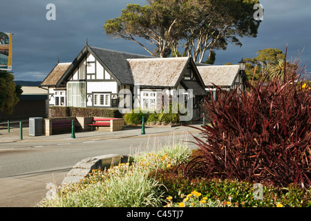 The Women's Rest Centre - one of Albany's many heritage buildings. Albany, Western Australia, Australia - Stock Photo