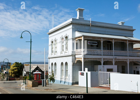 Albany House on Stirling Terrace, built in 1878. Albany, Western Australia, Australia - Stock Photo