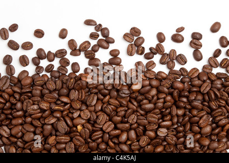 Coffee Bean for background - Stock Photo