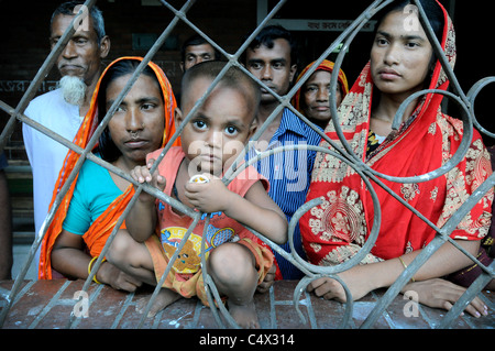 Bengali women in Dhaka, Bangladesh - Stockfoto