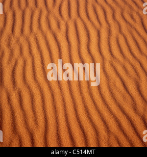 Rippled sand - Stock Photo