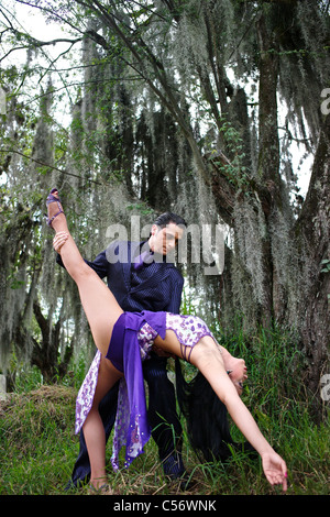couple dancing tango in the world tango championships dance stock photo royalty free image. Black Bedroom Furniture Sets. Home Design Ideas
