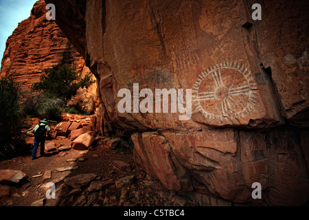 Indian Ruins Red Rock Secret Mountain Wilderness Arizona