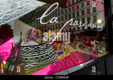fauchon france paris luxury food store delicacies place de madeleine stock photo royalty free. Black Bedroom Furniture Sets. Home Design Ideas