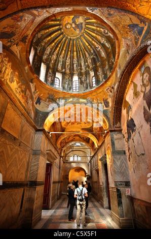Mosaics and Frescoes