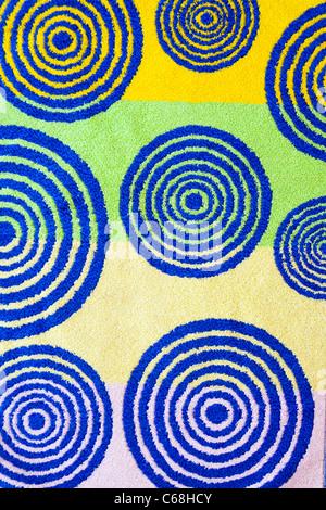 Handtuch-Textur - Stockfoto