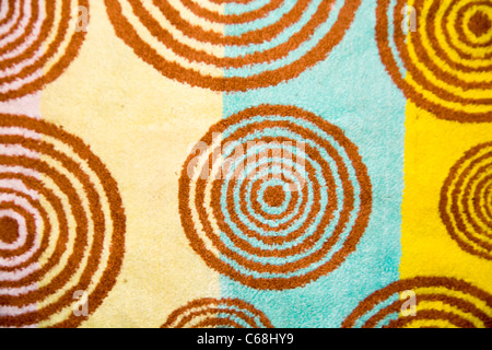 towel texture - Stock Photo
