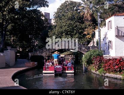 San Antonio Riverwalk With Rio San Antonio Cruises Dining