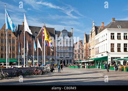 the market square markt in the old town weimar thuringia germany stock photo 122652069 alamy. Black Bedroom Furniture Sets. Home Design Ideas