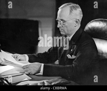 an analysis of harry s trumans policies as a president of the united states Harry s truman on foreign policy truman doctrine established worldwide containment of ussr the truman doctrine was a key part of the cold war, both in how this conflict of posturing and puppets began, and how it developed over the years.