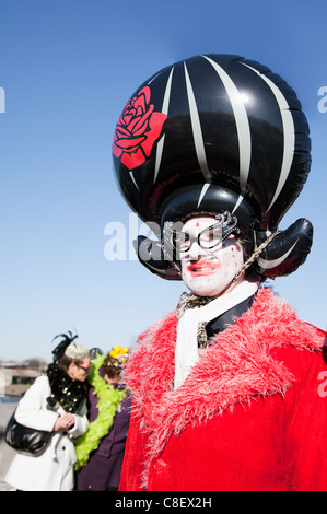 Carnival in Maastricht, the Netherlands - Stockfoto