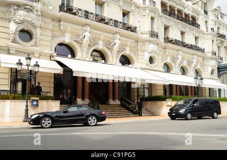Hotel de paris place du casino monte carlo monaco