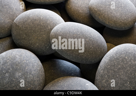 Pebbles (limestone). - Stockfoto