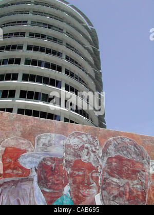 May 08, 2004; Los Angeles, CA, USA; Capitol Records was the first record company based on the West Coast, and has - Stock Photo