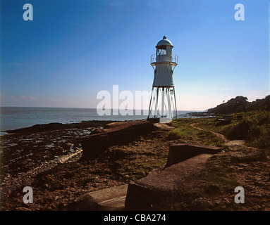 Black Nore Lighthouse Portishead North Somerset England