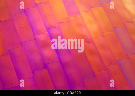 Abstract tiled surface - Stockfoto