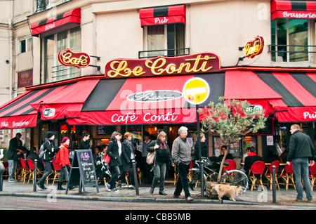 Caf Ef Bf Bd De Paris Saint Tropez Restaurant