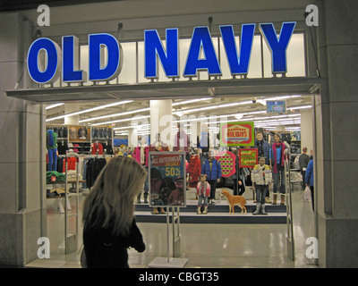Gap Inc. will partner with Stores Specialists, Inc., which operates Gap brand and Banana Republic stores in-market, to open two Old Navy locations in the beginning of with plans to open additional stores by the end of the same fiscal year.