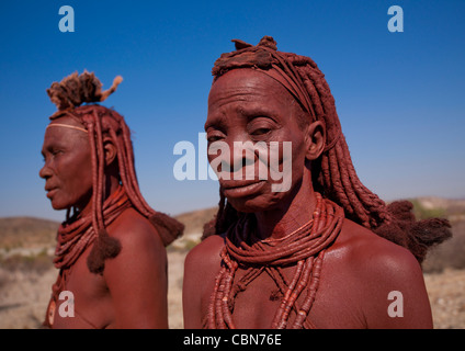 Himba Women, Angola - Stock Photo