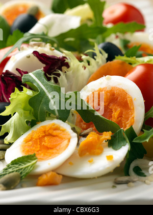 Egg salad - Stockfoto