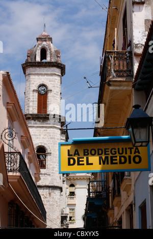 La Bodeguita Del Medio, Havana, Cuba - Stock Photo