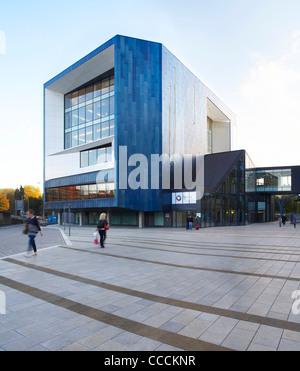 Gateway Building Bucks New University