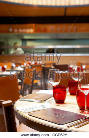 Camino Bar Restaurant Formation Creative Consultants London Stock Photo Royalty Free Image