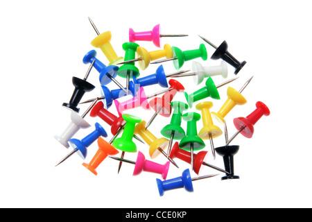 Thumb Tacks - Stock Photo