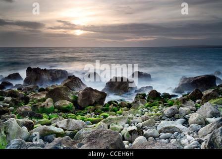 Isle of Portland, near fortuneswell, dorset, england, UK - Stock Photo