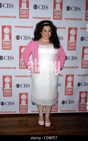 SD05142003        .2003 TONY AWARD NOMINATIONS LUNCHEON AT THE MARRIOTT HOTEL, NEW YORK New York.    /   K30657AR..MARISSA - Stock Photo