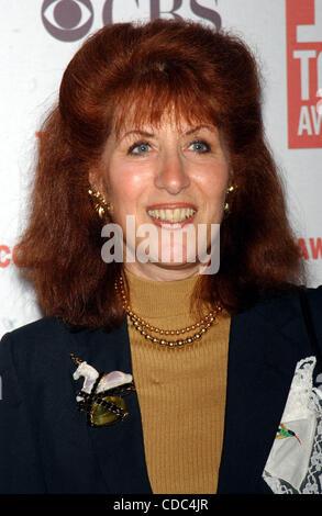 SD05142003        .2003 TONY AWARD NOMINATIONS LUNCHEON AT THE MARRIOTT HOTEL, NEW YORK New York.    /   K30657AR..JAE - Stock Photo