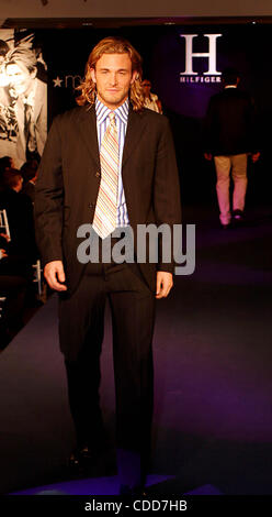 Runway Model on the runway for Tommy Hilfiger Spring ...