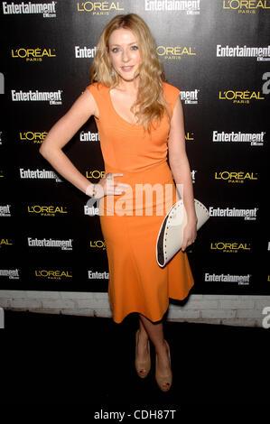 Jan. 30, 2011 - Hollywood, California, U.S. - Jennifer Finnigan.Entertainment Weekly 2011 Pre-SAG Party - Arrivals.January - Stock Photo