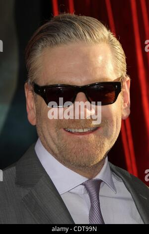 May 02, 2011 - Los Angeles, California, USA - Actor/Director KENNETH BRANAGH at the 'Thor' Los Angeles Premiere - Stock Photo