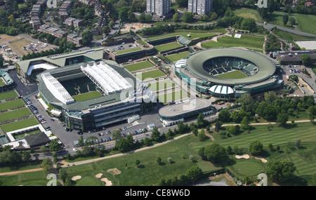 Photograph Of Centre Court Wimbledon Tennis Championship