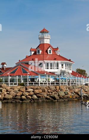 Parkers Lighthouse Restaurant Long Beach California
