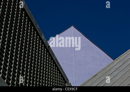 The Glassworks, University Centre Folkestone, Kent - Stock Photo