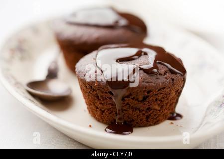 chocolate cake - Stockfoto