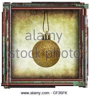 urban christmas - Stock Photo