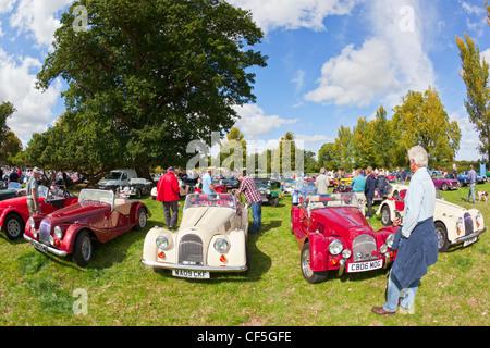Thornfalcon Car Show