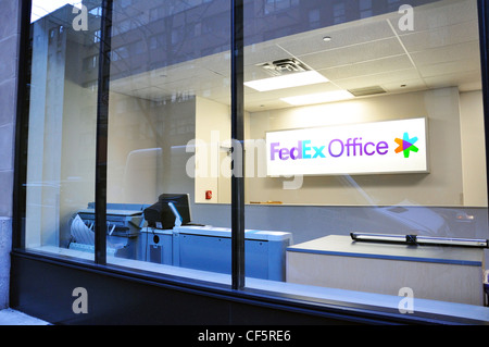 Fedex office card stock options