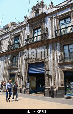 Sanborns department store casa de los azulejos house of for Sanborns azulejos mexico city