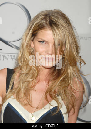 Apr 12, 2007 - New York, NY, USA - Model MAY ANDERSON at the opening of 'Runway' a new club/lounge on 28th street - Stock Photo